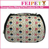 Cool apple pattern cute pet carrier pink