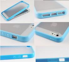 Tpu plain case mobile phone case 2014,perfect hole design
