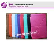 special design for Ipad mini flip leather caver case