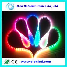 Digital RGB LED Strip DMX512 Addressable High Quality 3D LED strip lights DMX512 DVI Control