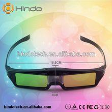 3d glasses transparent film pvc hot shrink film blue film videos