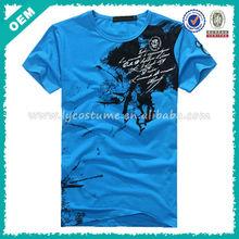 OEM custom quality t shirts wholesale t shirts printing design for men