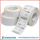 adhesive barcode label
