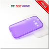 Factory price soft TPU case for galaxy vin samsung i8552 case