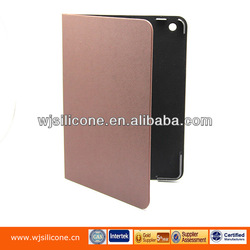 High quality cover for ipad Air flip leather tablet case