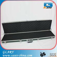 Aluminum frame Combination Locks Security Gun box