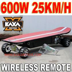 Longboard Skateboard 600W
