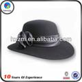 Personalizado 2014 moda 100% de feltro de lã chapéu judeu