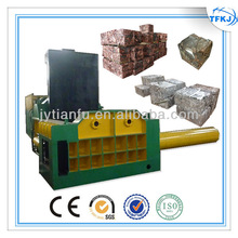 (TFKJ) Y81T-2500 beer can compress machine automatic hydraulic scrap metal old steel baler press machine