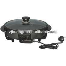 40cm x5 Electric pizza maker electric grill pan CE