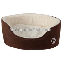 wholesale high quality luxury pet bed