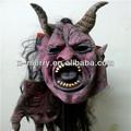 películas de zombie prop del cráneo cabeza de halloween espeluznante cadáver horror máscara de látex de vestuario