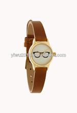 Playful Glasses Watch
