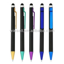 Hot selling stylish plastic ballpoint pen promotional