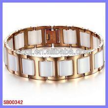Fashionable Good Quality Stainless steel Bracelet american flag shamballa bracelet