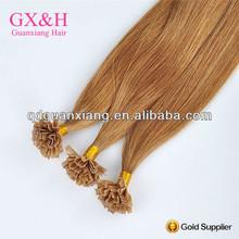 2014 new arrival pre-bonded hair extension itip utip vtip falt tip hair