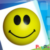 2014 Hot Sale PU Smiley Stress Ball