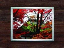 2014 Cheap! a3 poster frame/aluminum snap frame diy led light box