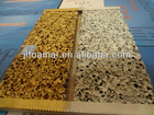 sound absorption/noise reduction material foam aluminum panel Jialong Brand made in china