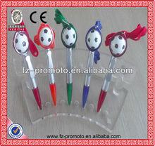 simple ballpoint pen can jump football pen