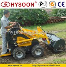 hysoon fabricant de machines agricoles cultivateur pour mini mini chargeuse skid steer