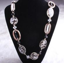 Low MOQ China Wholesale Fashion Necklace Jewelry