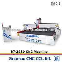 SINOMAC S7-2530 fresadora cnc usada