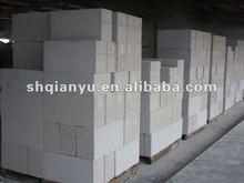 Planta para hacer bloques de hormigón poroso y cenizas de bajo peso en Shanghái