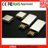 Stamped aluminum COB bulk 512mb usb flash drives 2g 4g 8g