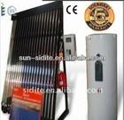 200L Split pressurized three-target tube solar water heater parts
