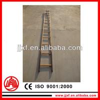 Natural decorative bamboo ladder