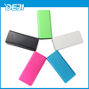 portable mobile charger extenal power bank 12000mah