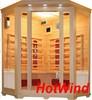 2014 classic red cedar home carbon high quality far infrared sauna