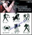 adulti adesivo tribale angeli tatuaggi temporanei