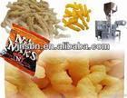 Maize/corn flavor low cost high consumption kurkure snacks extruding machine