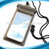 custom promotion pvc waterproof mobile phone bag