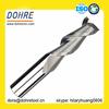 Helix Angle 45 Degree Aluminum Cutter Carbide 2 Flute Aluminum Cutting Tool
