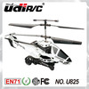 2014 New product shooting frisbee metal RC helicopter latest kids toy U825