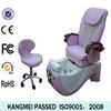 2014 whalesale fiberglass kids pedicure spa chair for sale pipeless kids spa pedicure chair for sale (KM-S135-2)