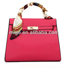 Silk Scarves Female Handbag Platinum Handbag (SK027)