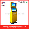 desktop kiosk with touch screen