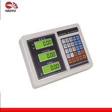 Electronic scale indicator
