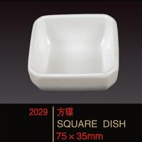 2014Hotel hot sale melamine dish plate