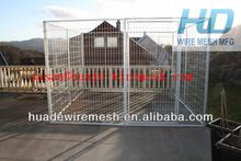 heavy-duty dog run kennel/dog panels/dog fences