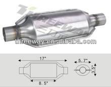 Catalyst Converter-Auto Exhaust
