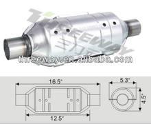 Catalytic Converter-Auto Exhaust