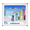 Best touch Infrared whiteboard with pen holder,stand,used for office