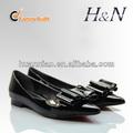 venta al por mayor de moda dama zapatos de trabajo