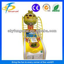 guangzhou electronic New Kids Basketball Machine arcade basketball