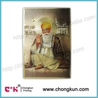 3d gold foil india god pictures